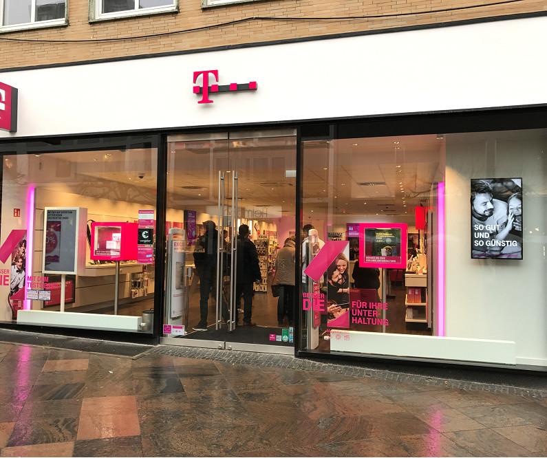 Telekom Shop, Breite Str. 50 in Lübeck