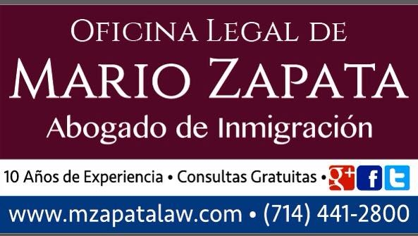 Law Office Of Mario Zapata Coupons Near Me In Anaheim