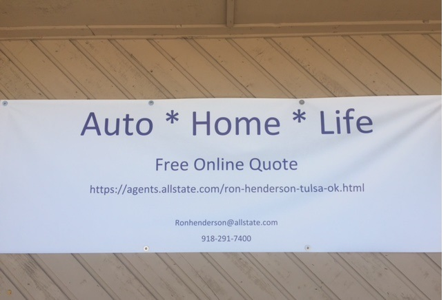 Allstate Insurance Quote Online Awesome Allstate Insurance Agent Ron Henderson 8733 S Lewis Ave Tulsa Ok