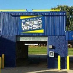 16th Ave Lazer Wash