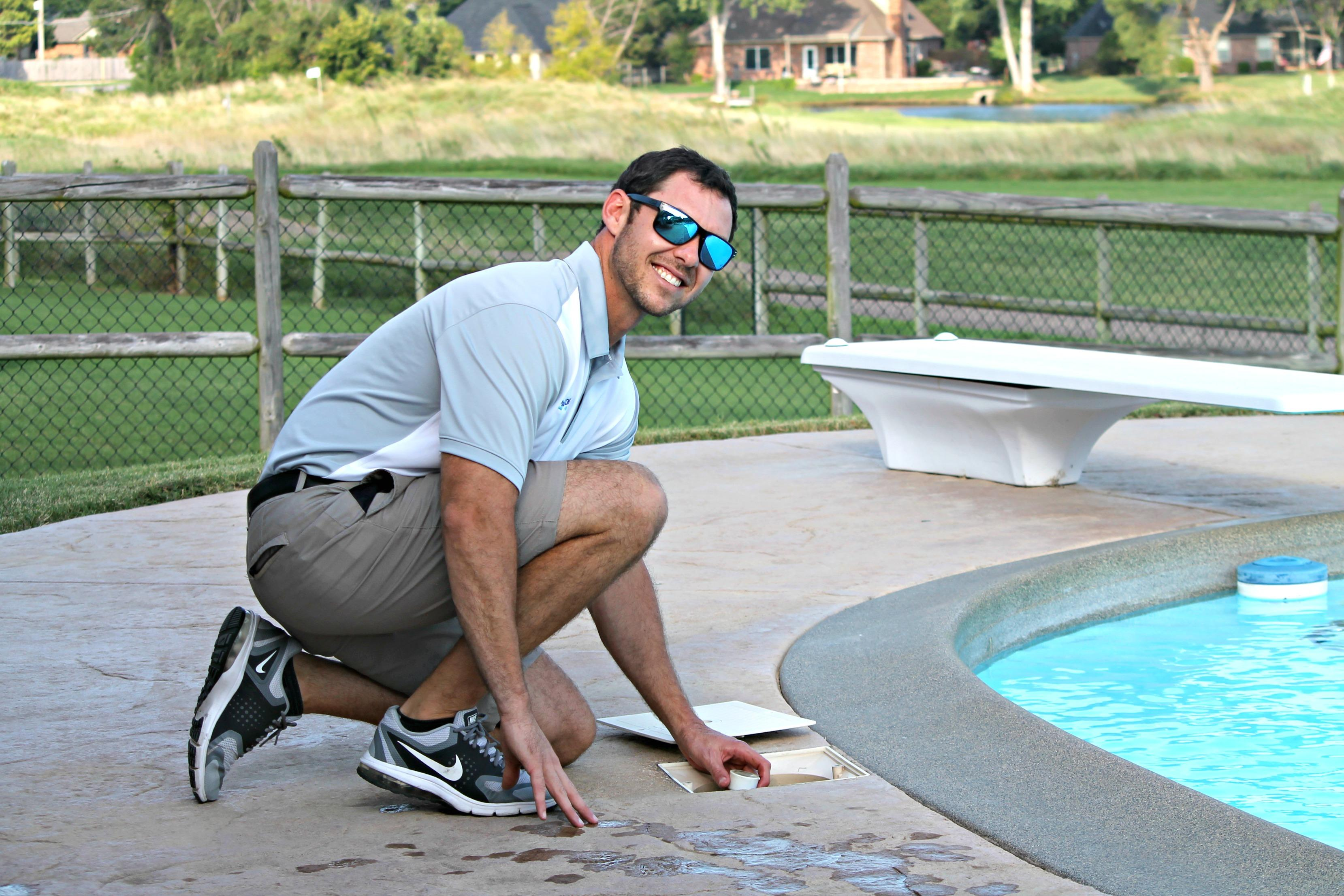 Pool Cleaning of Tulsa image 1