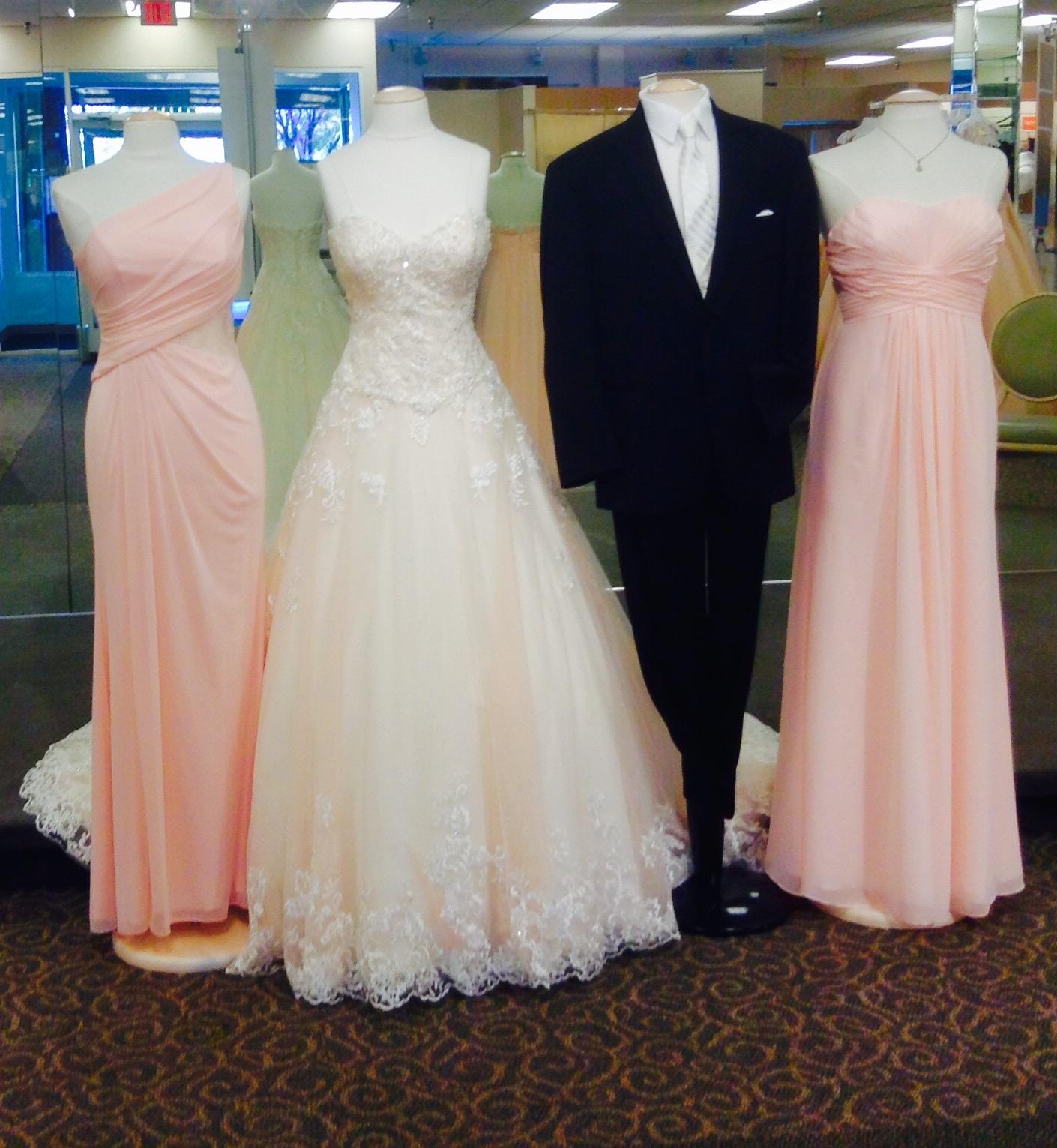 David 39 s bridal in jacksonville fl 904 724 0 for Wedding dress jacksonville fl