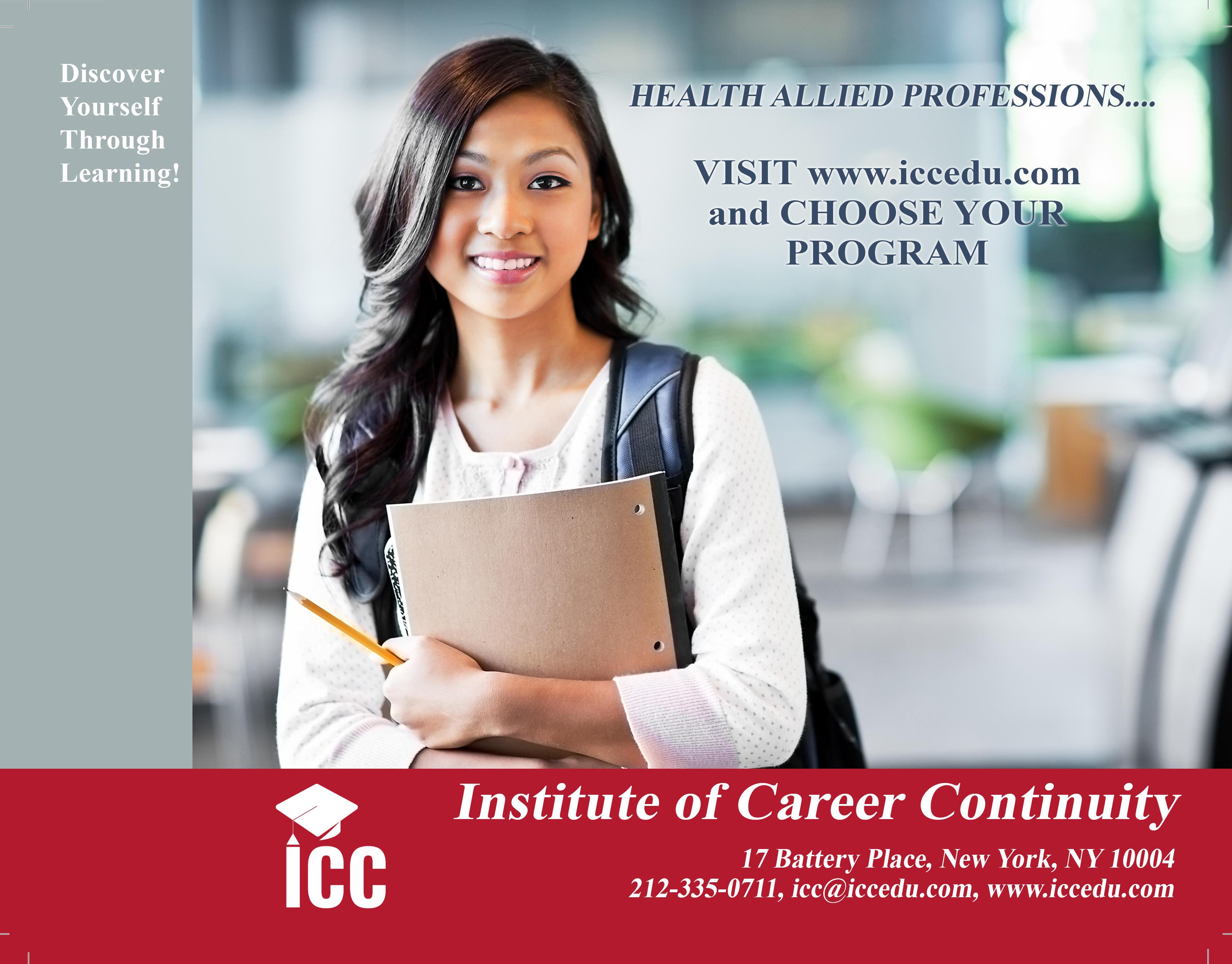 Institute of Career Continuity image 3