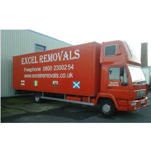 Excel Removals & Storage - Rotherham, South Yorkshire S65 2UF - 01709 234103 | ShowMeLocal.com