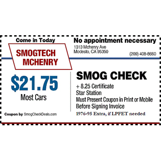 SmogTech Mchenry image 1