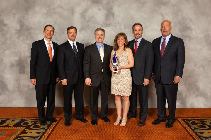 We received the Carrier President's Award which recognizes businesses who exemplify leadership, customer satisfaction, expertise, and operational excellence.
