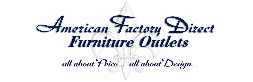 American Factory Direct Furniture. Print. Share. 9064 County Farm Rd. Long  Beach, MS 39560