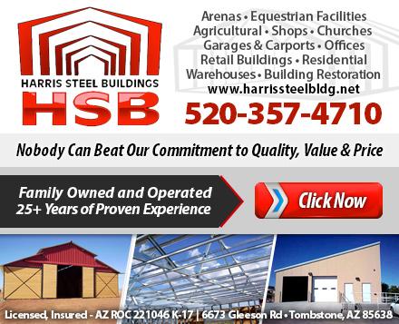 Harris Steel Buildings, LLC image 0