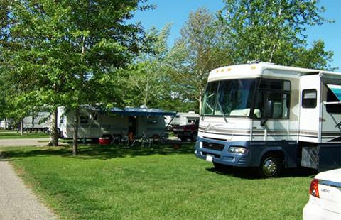 Westfield / Lake Erie KOA image 4