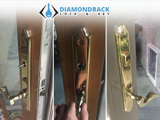 Diamondback Lock and Key image 15