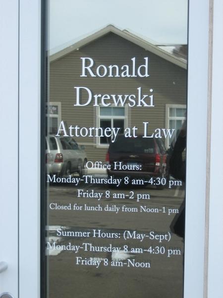 Drewski Law Office PLLC - ad image