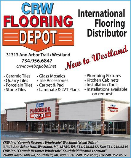 Crw Flooring Depot Westland Renovation Amp Design Center