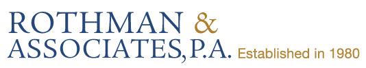 Rothman & Associates, P.A. - ad image