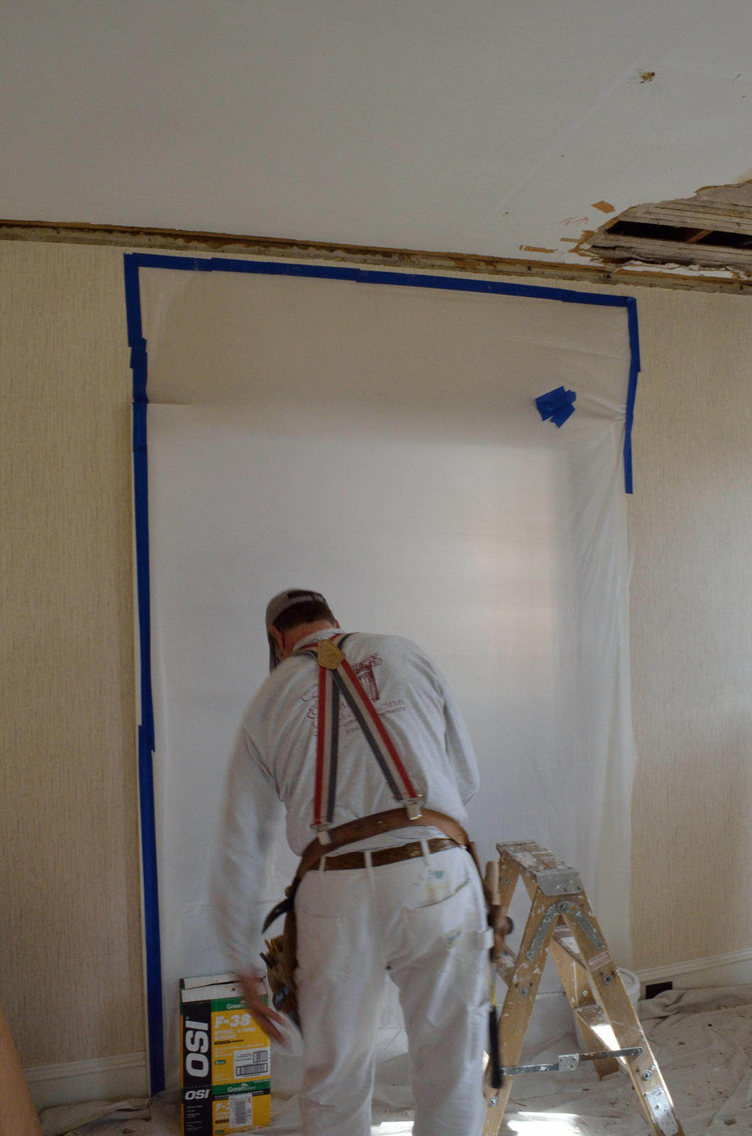 Ceiling & Wall Restorations image 2