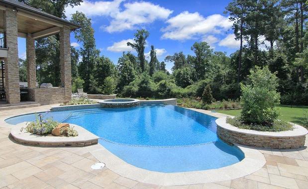 TLC Outdoor Living | Houston Pool Builders in Houston, TX 77070 ...