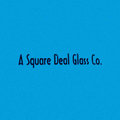 A Square Deal Glass Co