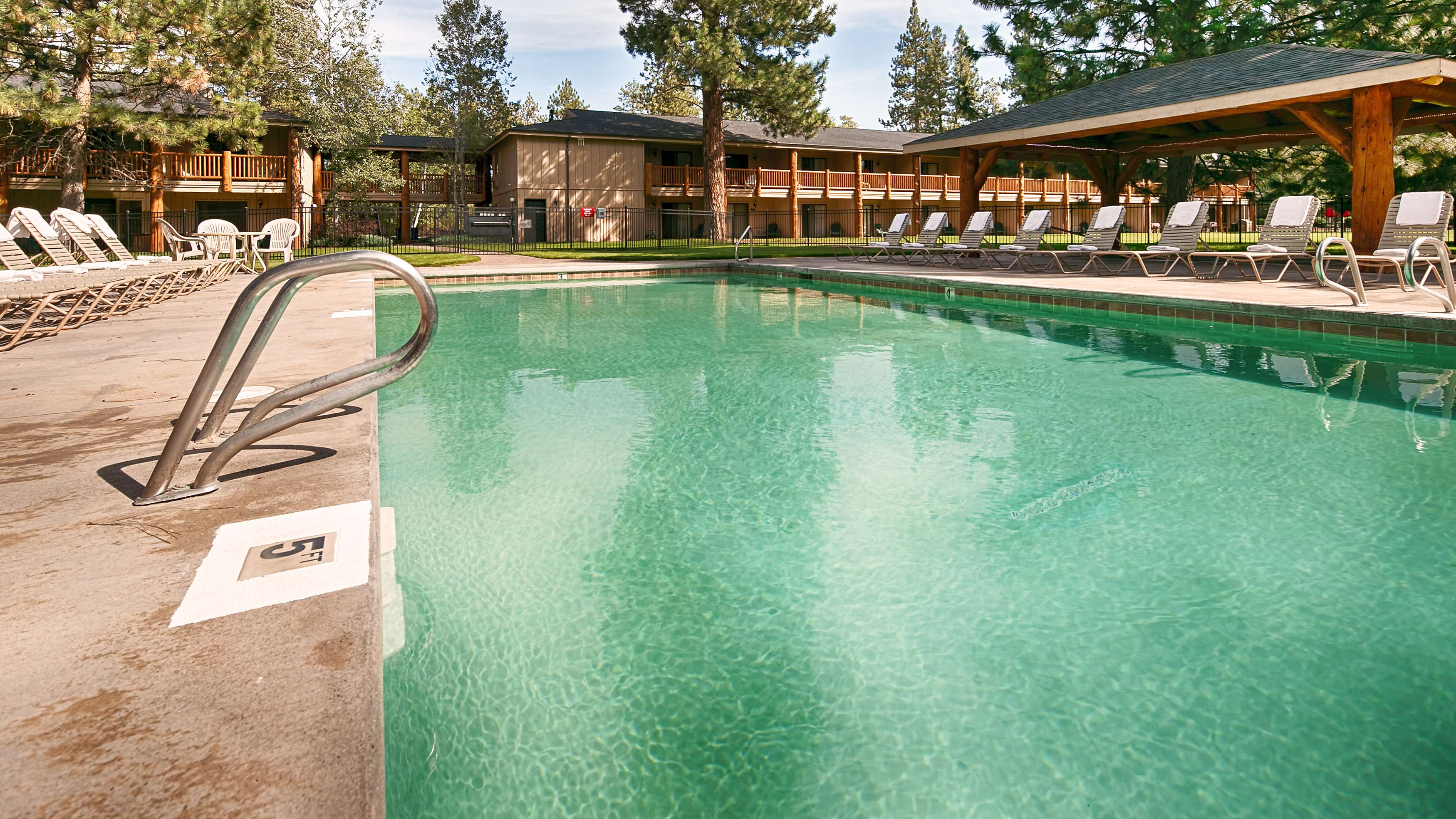 Best Western Ponderosa Lodge image 12