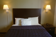 We offer studios and suites  in our extended stay hotel.