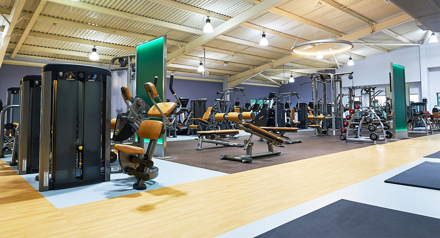 David Lloyd Epsom >> David Lloyd Epsom Fitness Equipment In Epsom Kt19 8pl