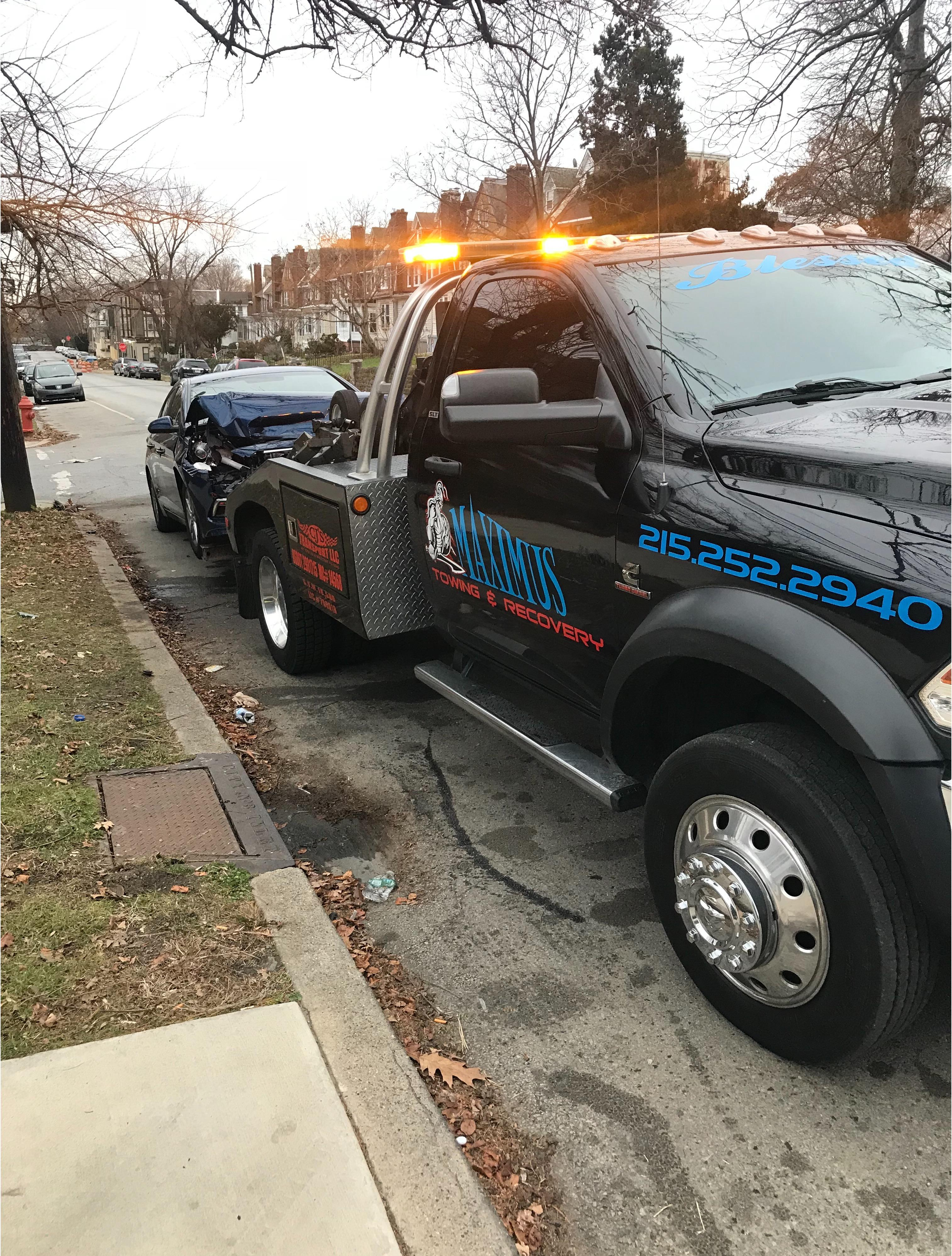 Cjs Tire and Auto Inc Towing Services in Philadelphia Pennsylvania