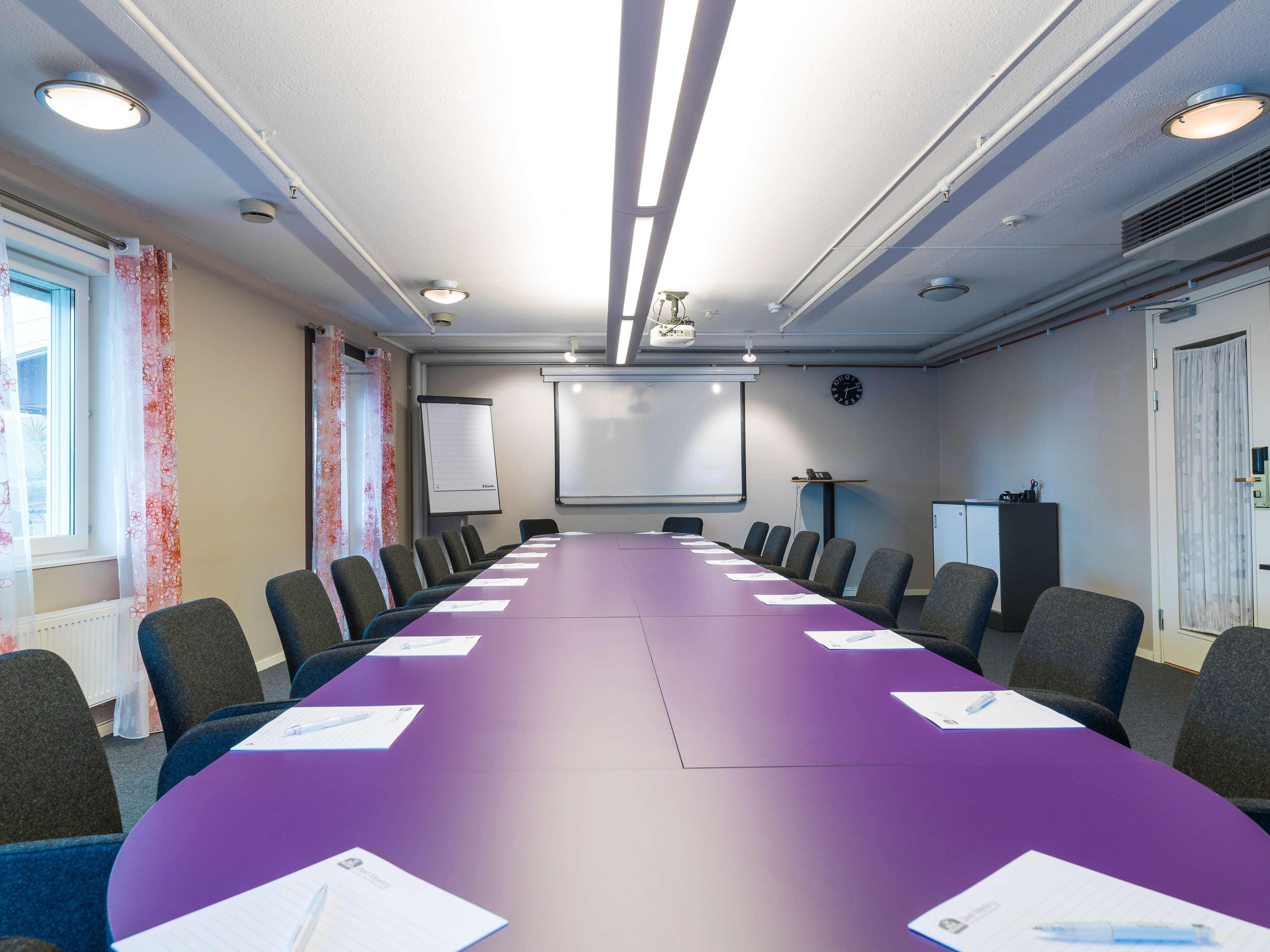 Bergakungen Meeting Room
