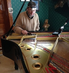Ray Louiselle Piano Service image 1