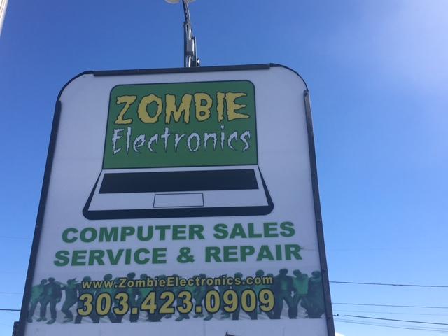 Zombie Electronics image 3