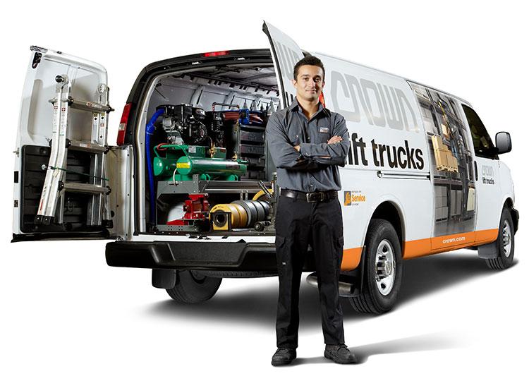 Crown Lift Trucks Milwaukee In New Berlin Wi 53151