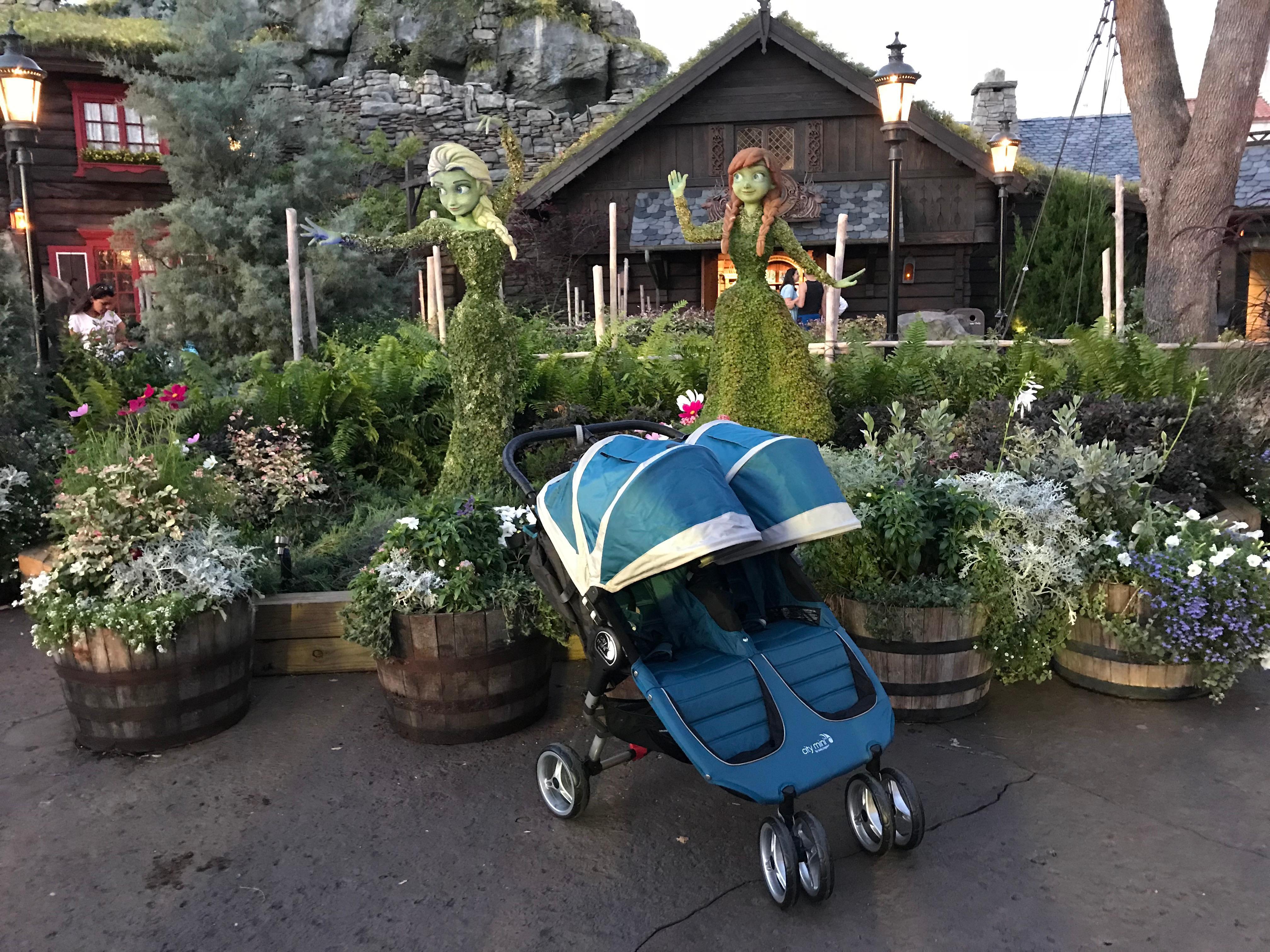 Stroller Rentals Disney image 17