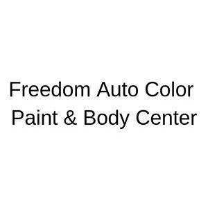 Freedom Auto Color Paint & Body Center