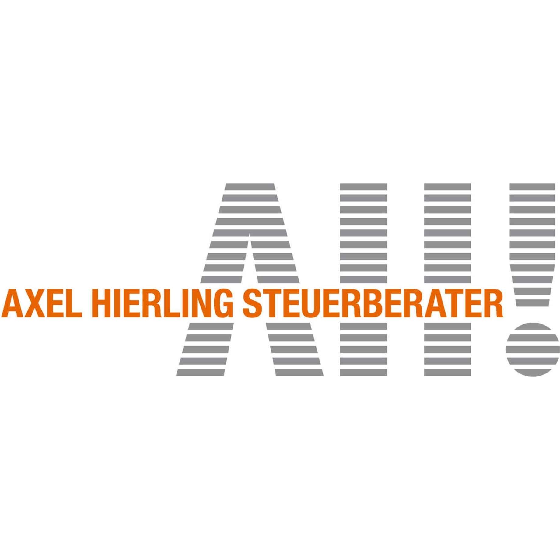 Logo von Axel Hierling Steuerberater