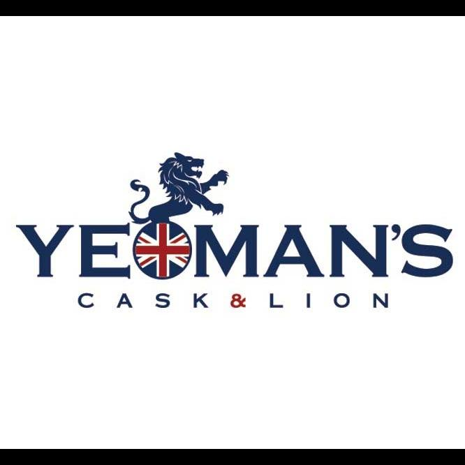 Yeoman's Cask and Lion image 0