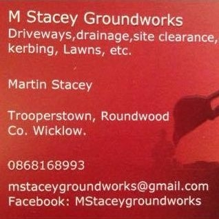 M Stacey Ground Works
