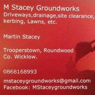 M Stacey Ground Works