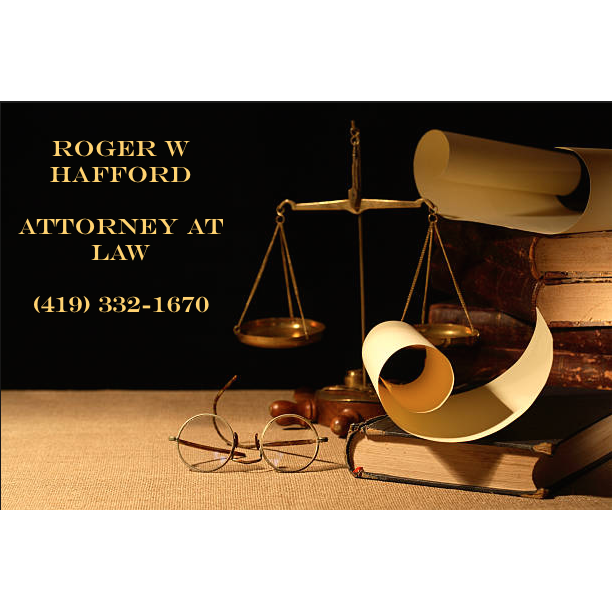 Roger W Hafford Attorney At Law image 0