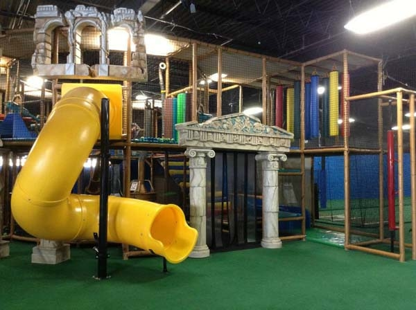 Grand slam family fun center in coon rapids mn grand slam indoor play zone coon rapids mn sciox Gallery