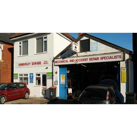 Car Body Repairs Wimborne