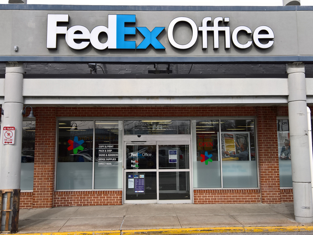 FedEx Office Print & Ship Center 844 N Rolling Rd Catonsville, MD ...