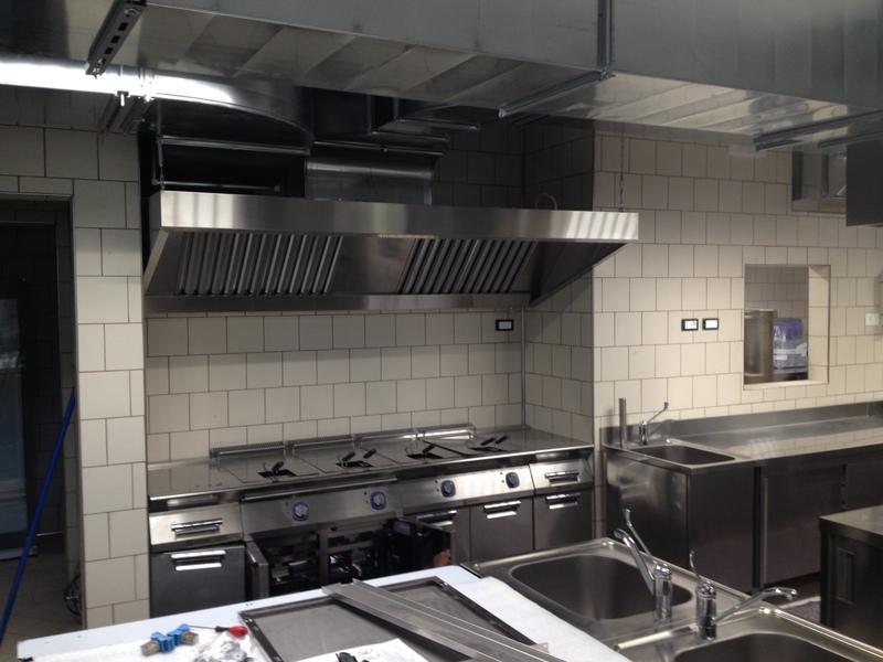 Idea Grandimpianti Cucine per Comunita'