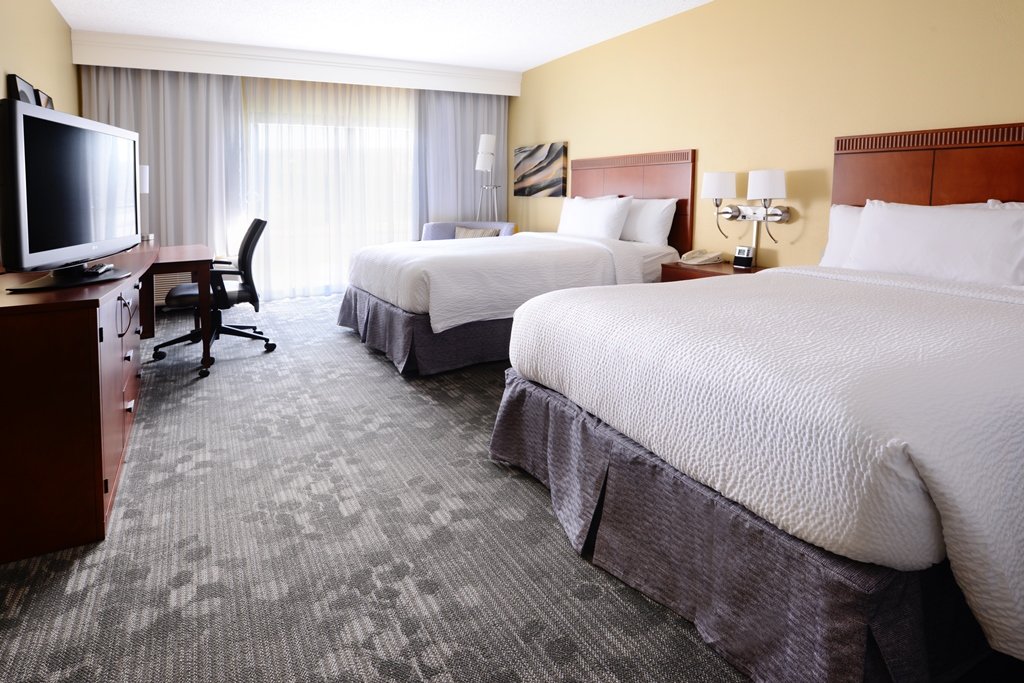 Courtyard by Marriott Oklahoma City Airport image 4