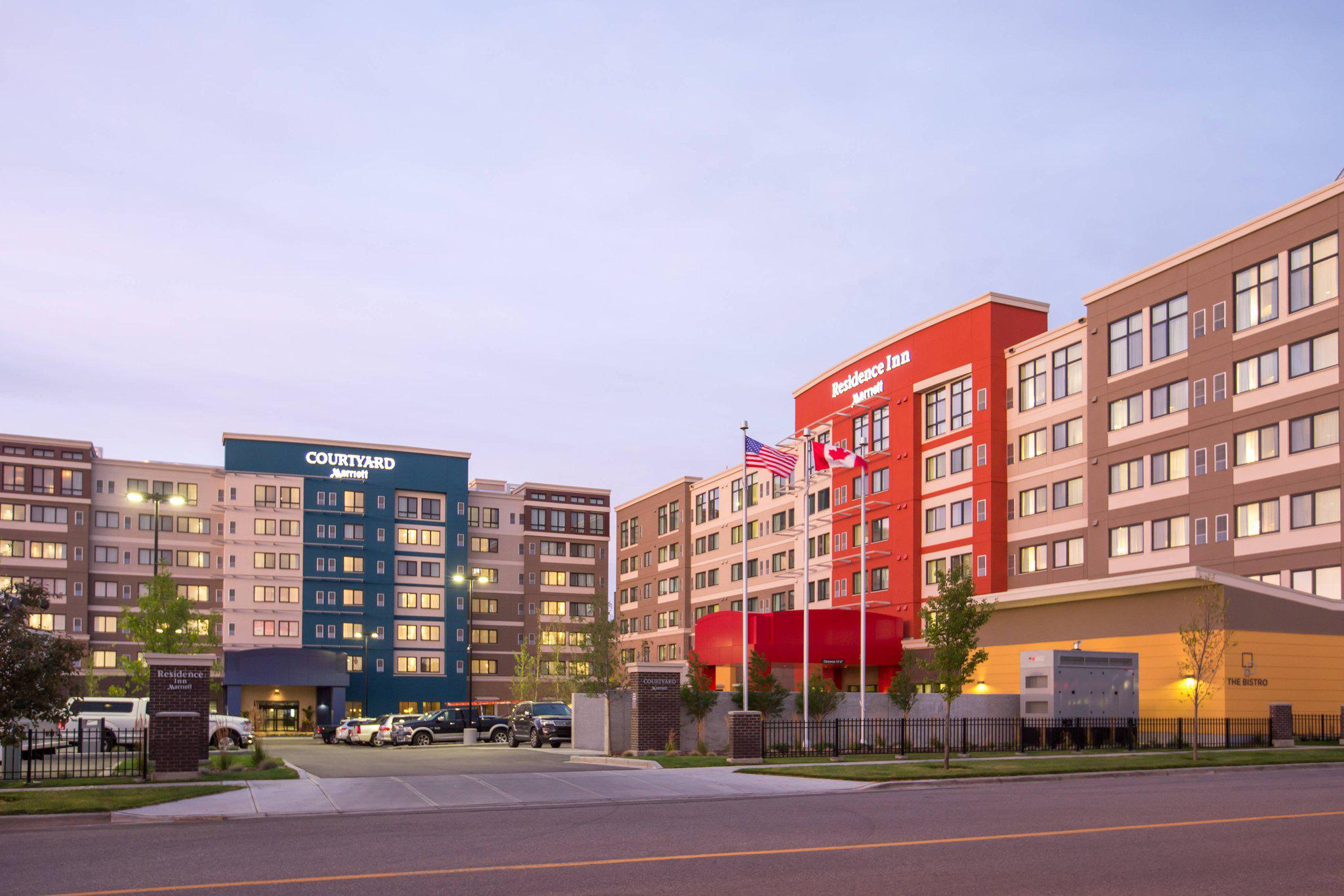 Courtyard by Marriott Calgary South