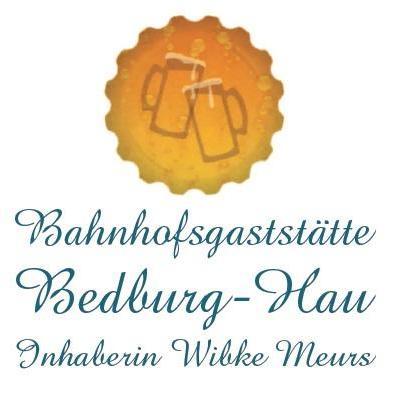 Logo von Bahnhofsgaststätte Bedburg-Hau