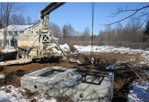 Micsky Excavating and Septic Systems LLC image 0