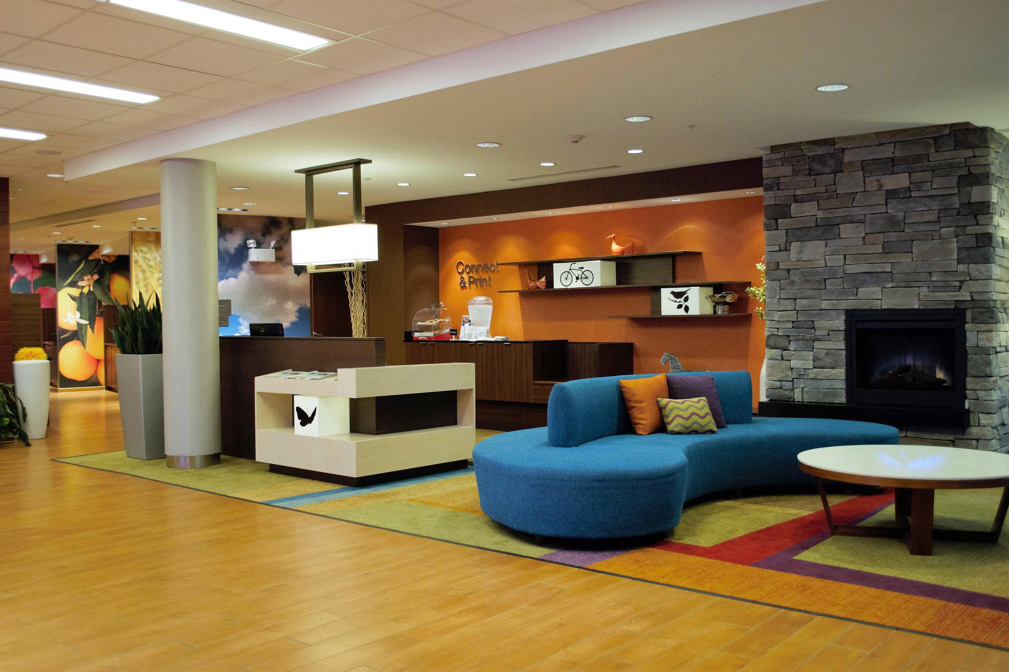 Fairfield Inn & Suites by Marriott Stroudsburg Bartonsville/Poconos