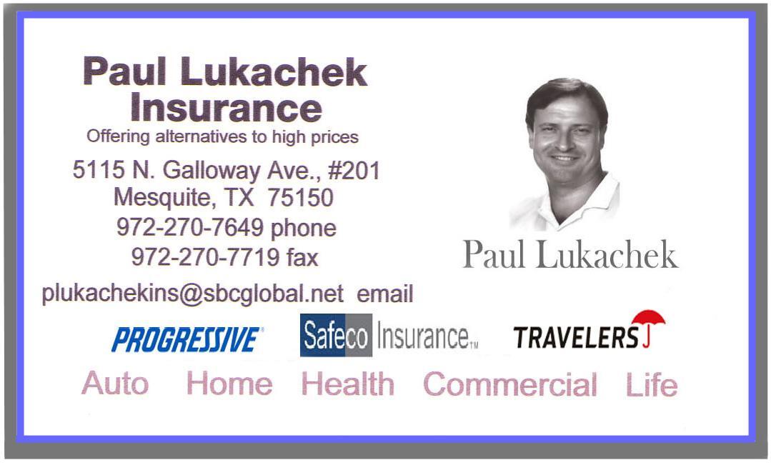 Paul Lukachek Insurance Agency image 0