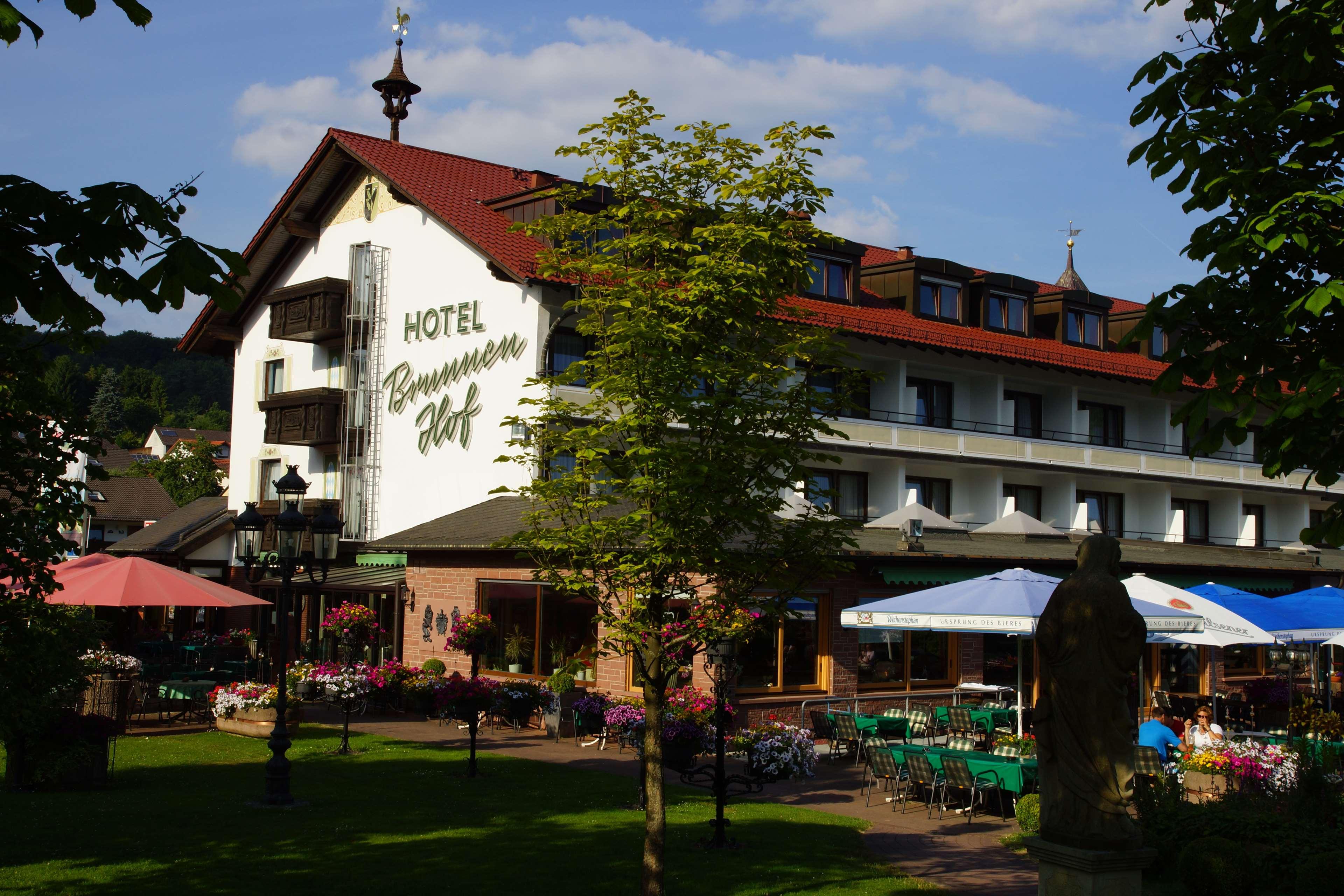 Hotels In Weibersbrunn Deutschland