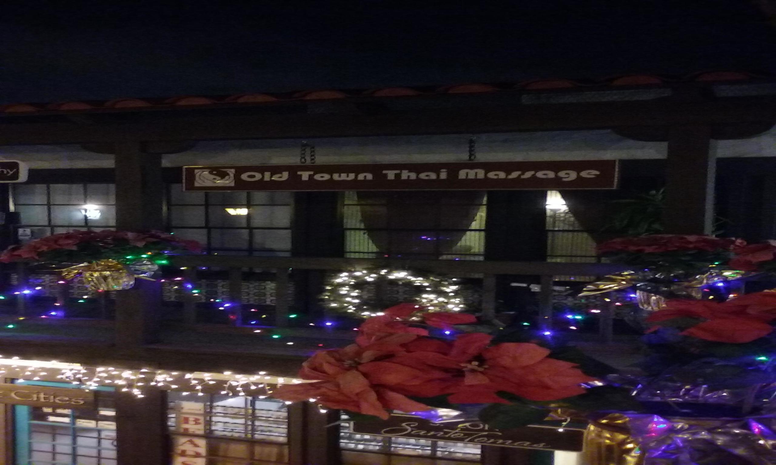Old Town Thai Massage