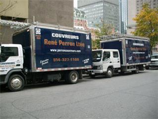 René Perron Couvreurs Ltée in Montréal