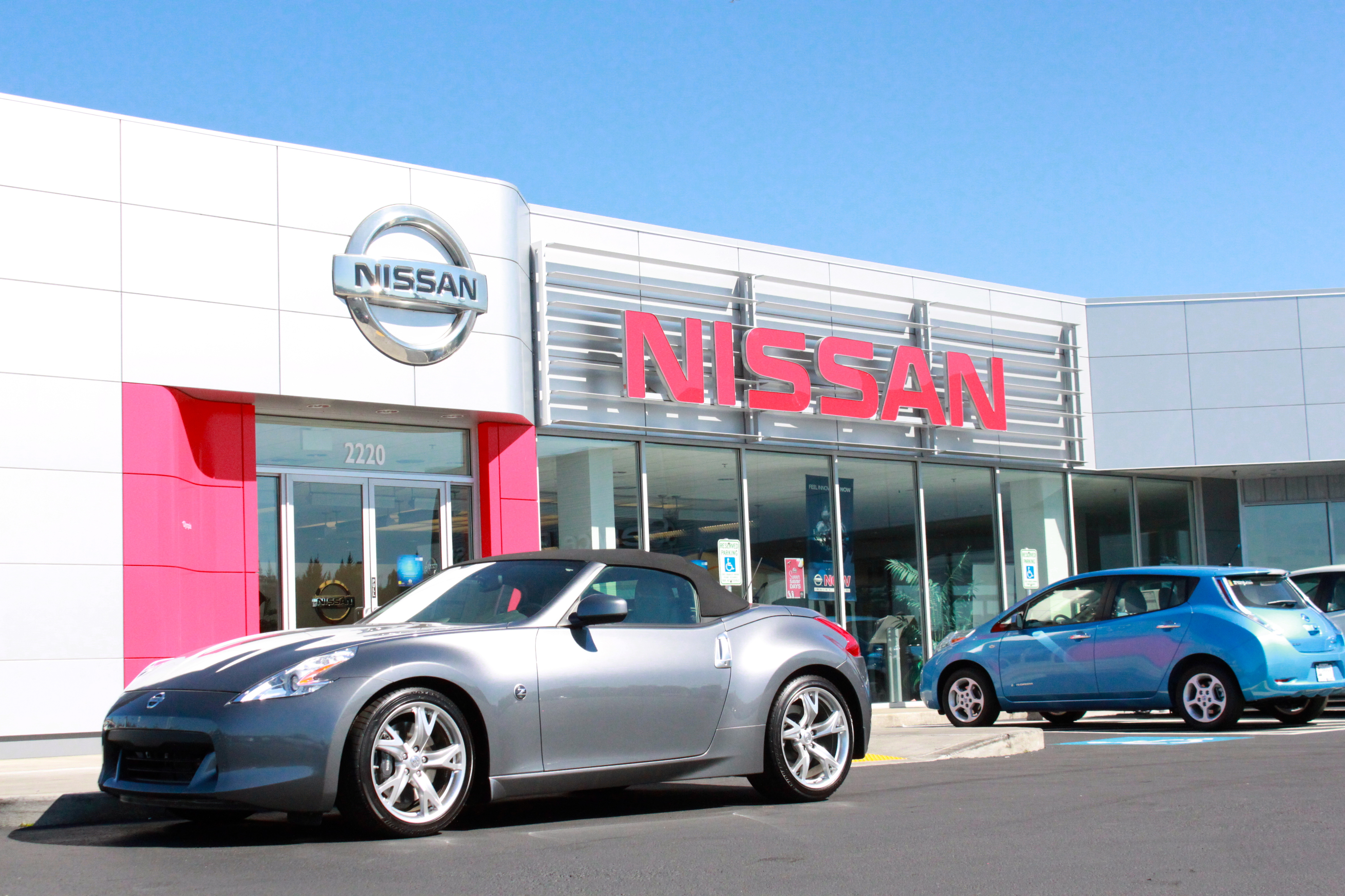 New Nissan Used Car Dealer In Olympia Wa Olympia Nissan
