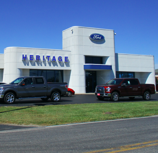 Heritage Ford image 0